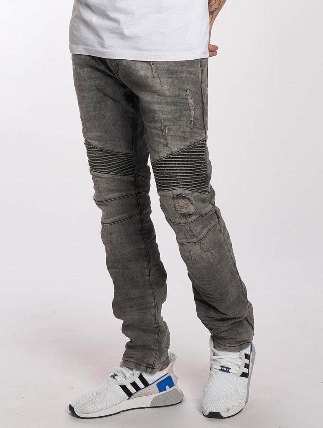 Джинсы Just Rhyse Blue. Артикул JRJSYGZ11MEDBLU. Интернет магазин брендовой одежды и обуви БАЙ-Ф.
